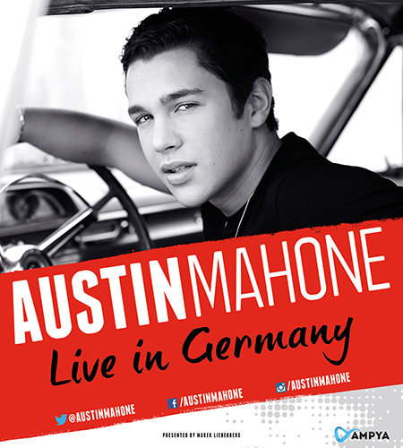Austin Mahone: Live In Germany 2014