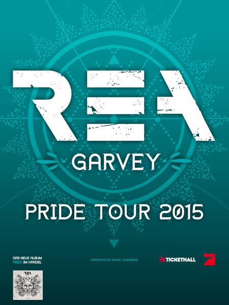 Rea Garvey: Pride Live 2015