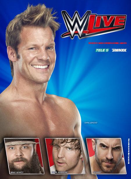 WWE Live: 2014