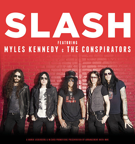 Slash: feat. Myles Kennedy & The Conspirators - Live 2014