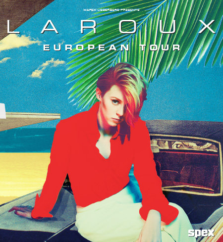 La Roux: European Tour 2014
