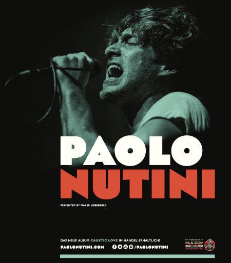 Paolo Nutini: Tour 2014