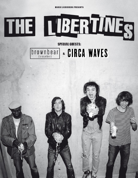 The Libertines: Live 2014