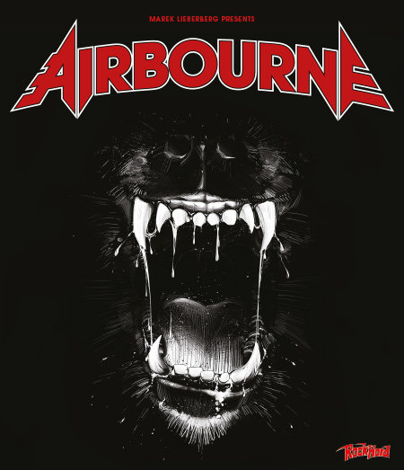 Airbourne: Live 2014