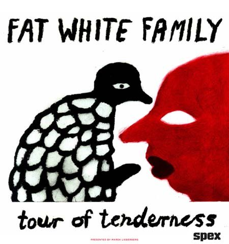The Fat White Family: Tour Of Tenderness 2014