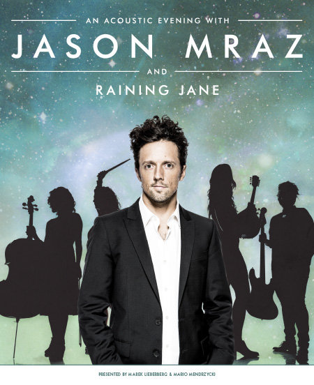 Jason Mraz: Live 2014
