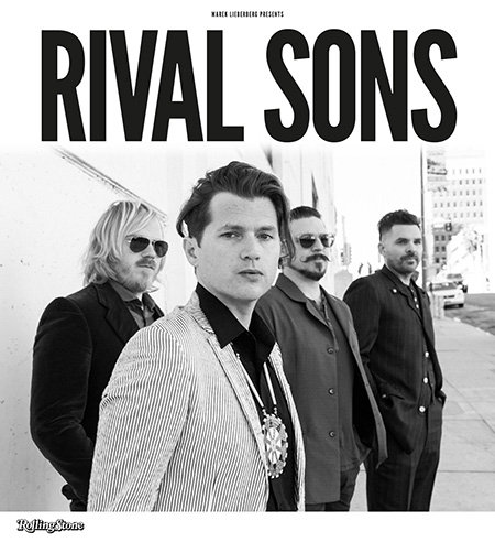 Rival Sons: Tour 2014