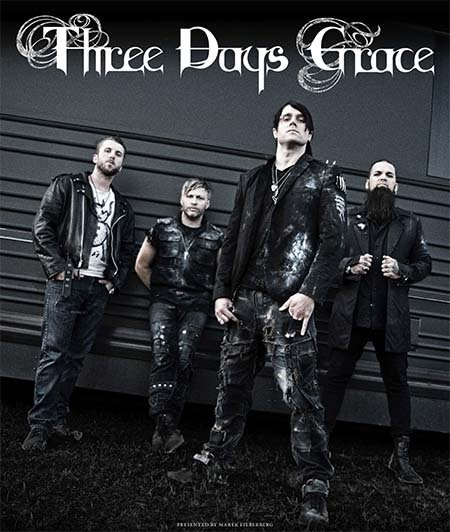 Three Days Grace: Live 2014