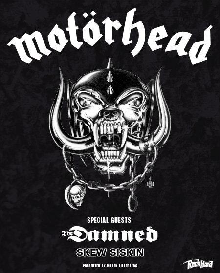 Motörhead: Tour 2014
