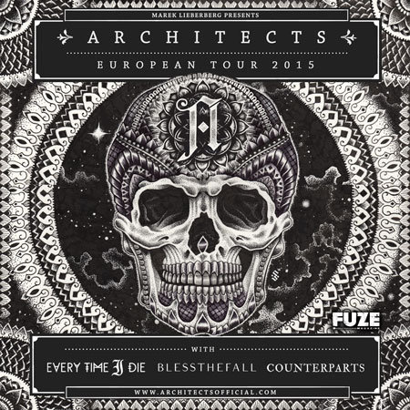 Architects: Tour 2015