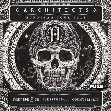 Architects: Tour 2015