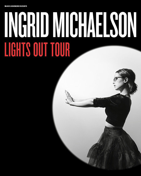 Ingrid Michaelson: Lights Out Tour 2014