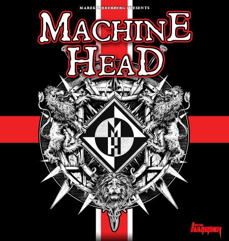Machine Head: Tour 2014