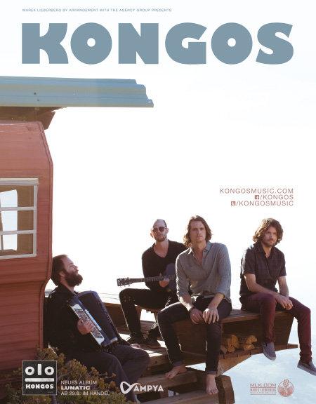 Kongos: Live 2014