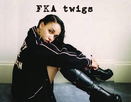 FKA twigs: Live 2014