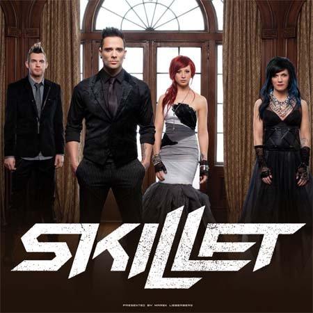 Skillet: Live 2014