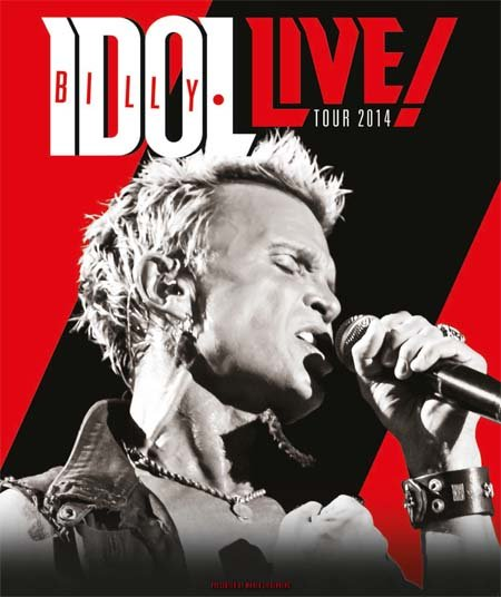Billy Idol: Tour 2014