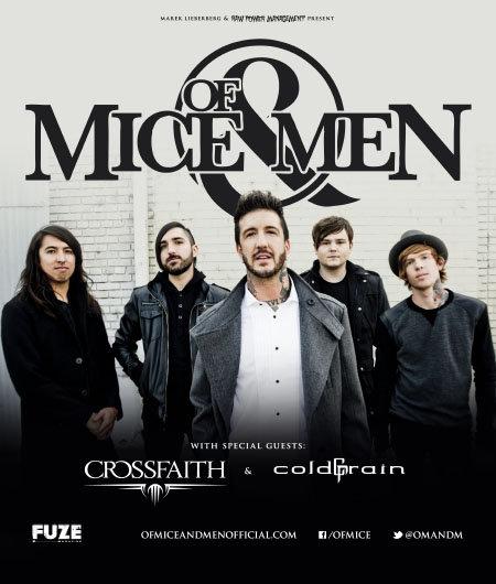 Of Mice & Men: Live 2014