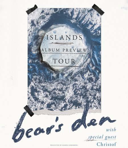 Bear's Den: Live 2014