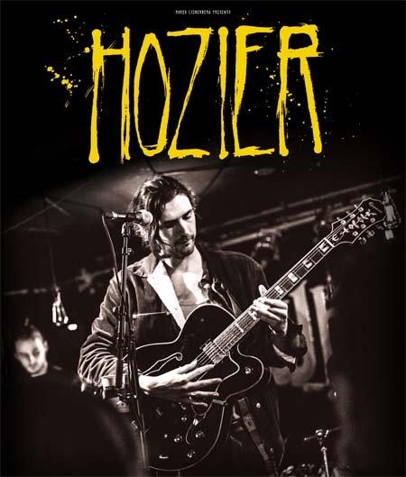 Hozier: Live 2014