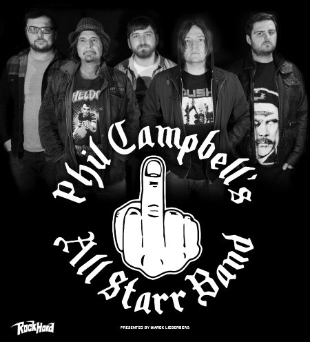 Phil Campbell's All Starr Band: Live 2014