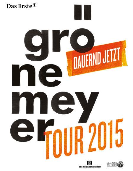 Herbert Grönemeyer: Dauernd jetzt Tour 2015