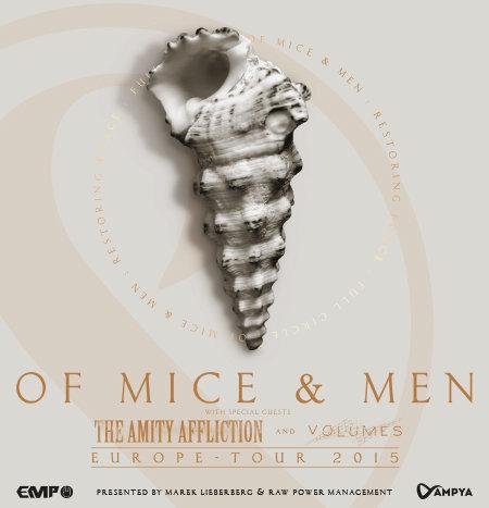 Of Mice & Men: Tour 2015