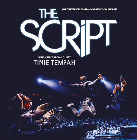 The Script: Live 2015