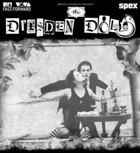 The Dresden Dolls: Tour 2004