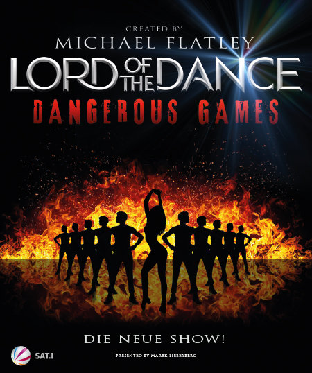 Lord of the Dance: Dangerous Games Tour 2015