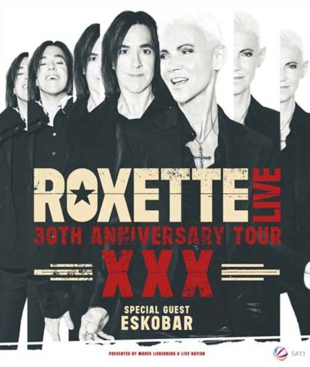 Roxette: XXX - The 30th Anniversary Tour 2015