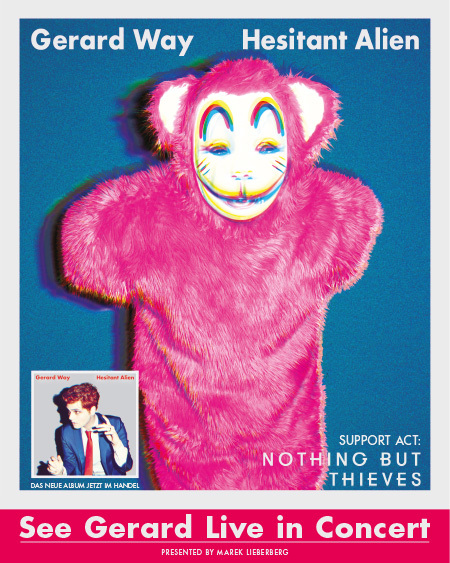 Gerard Way: Live 2015
