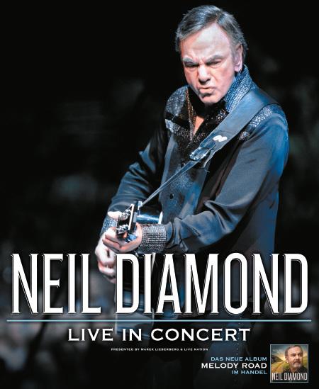 Neil Diamond: In Concert 2015