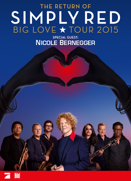 Simply Red: The Return of Simply Red – Big Love Tour 2015