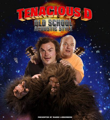 Tenacious D: Old School Acoustic Style Tour 2015