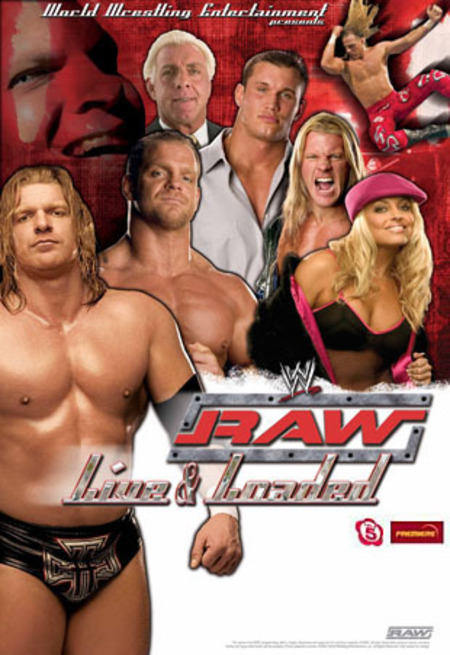 WWE RAW: Live And Loaded