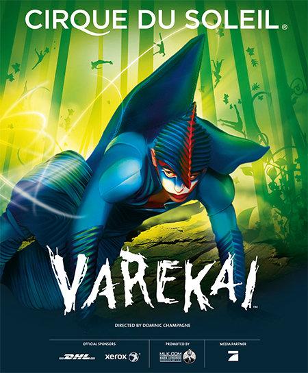 Varekai: von Cirque Du Soleil 2015/2016