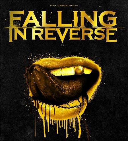 Falling in Reverse: Tour 2015