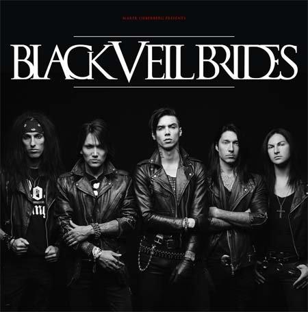 Black Veil Brides: Tour 2015