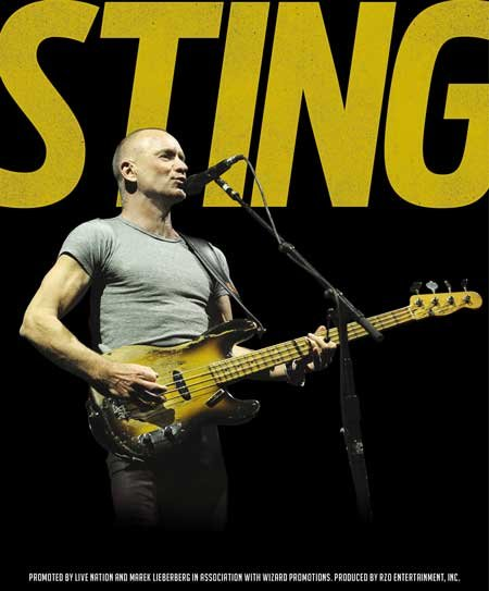 Sting: Live 2015