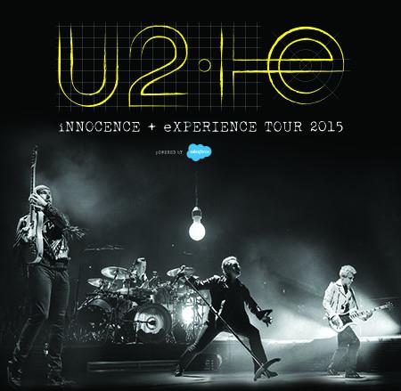 U2: iNNOCENCE + eXPERIENCE Tour 2015