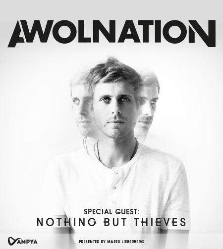 Awolnation: Live 2015