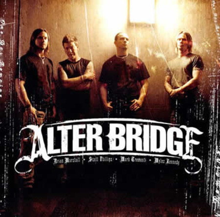 Alter Bridge: One Day Remains Tour 2004