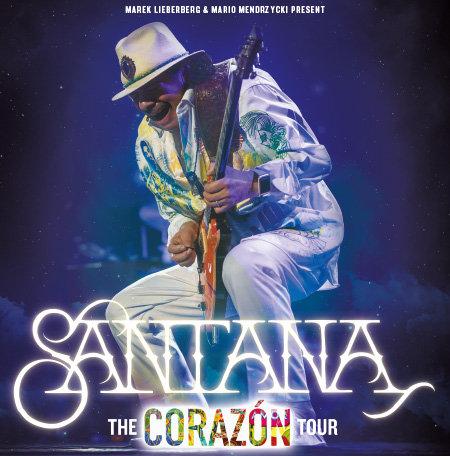 Santana: The Corazón Tour 2015