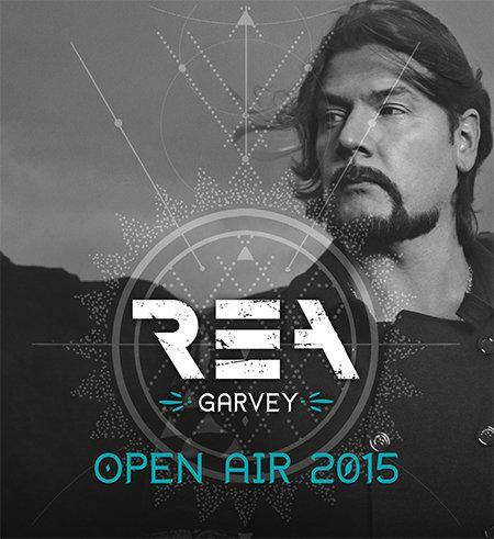 Rea Garvey: Open Air 2015