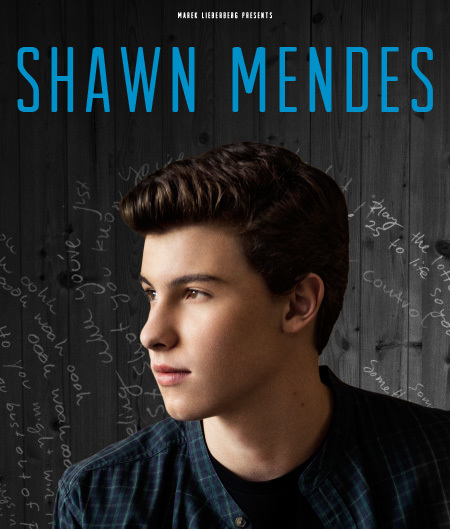 Shawn Mendes: Live 2015