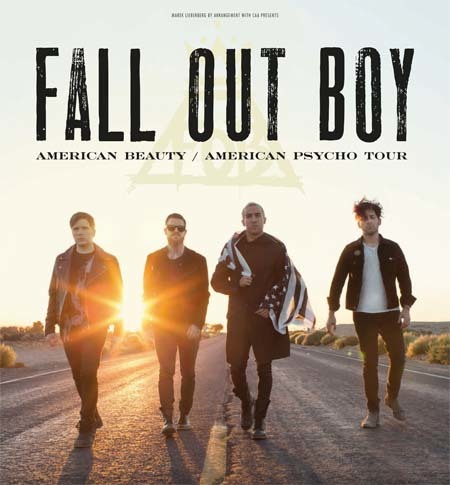 Fall Out Boy: American Beauty / American Psycho Tour 2015
