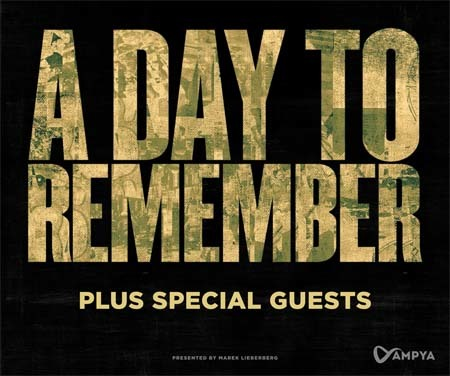 A Day To Remember: Live 2015