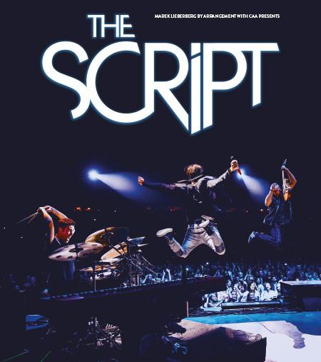 The Script: Tour 2015