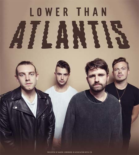 Lower Than Atlantis: Live 2015